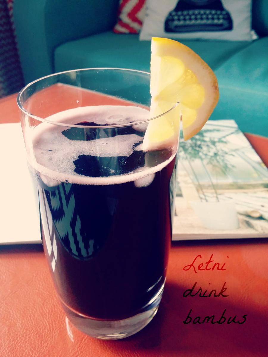 Drink bambus – zaskakujący i szybki przepis na lato
