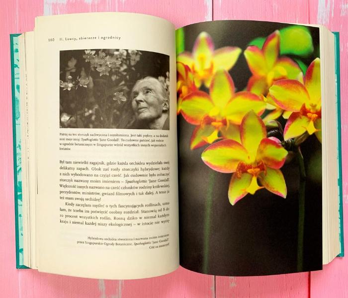 'Mądrość i cuda świata roślin' Jane Goodall