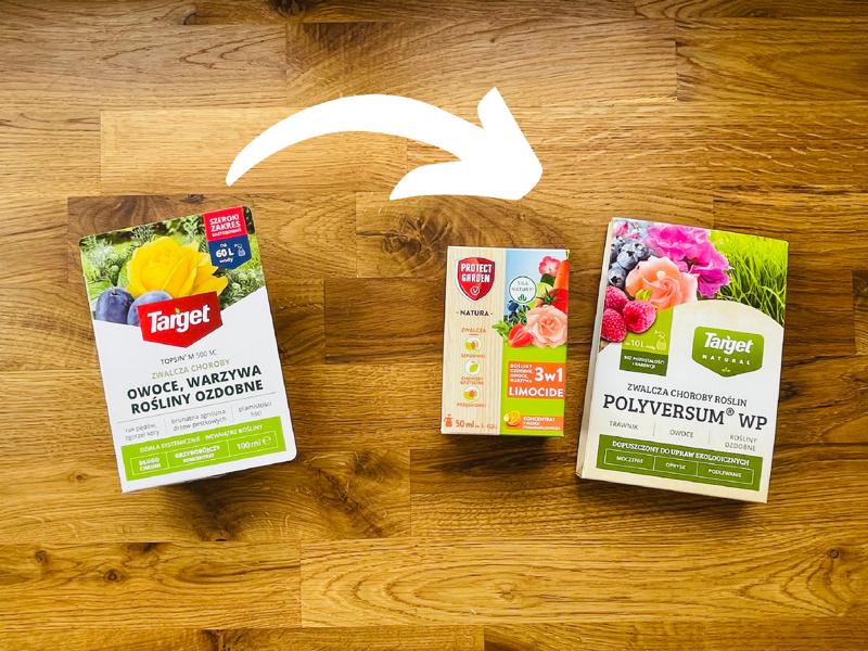 Wycofują Topsin – środek grzybobójczy – czego użyć zamiast niego?