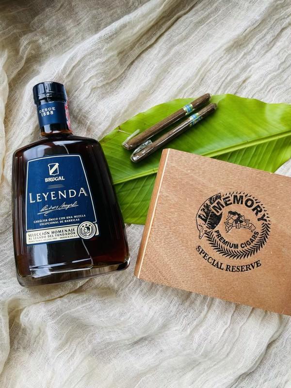 co przywieźć z dominikany cygara rum